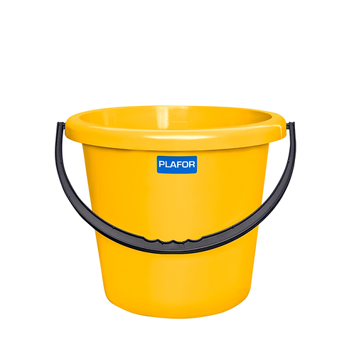 Wiadro żółte 10L