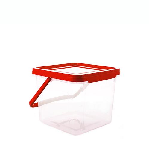 Cleanbox 6,3 L czerwony