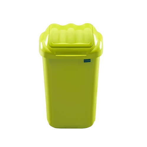 Kosz fala zielony 30L