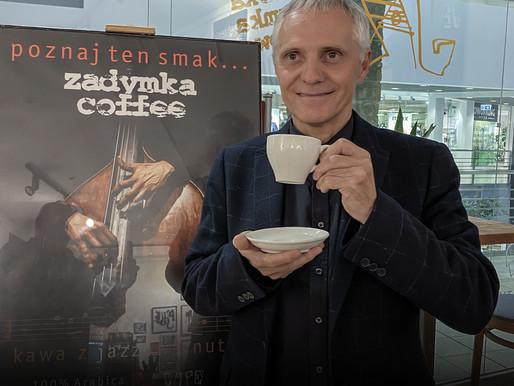 Nasz pierwszy stały odbiorca kawy!