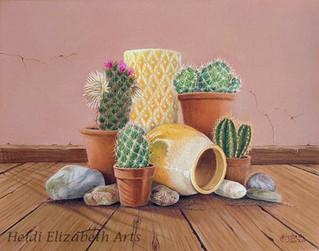 Prickly Pots