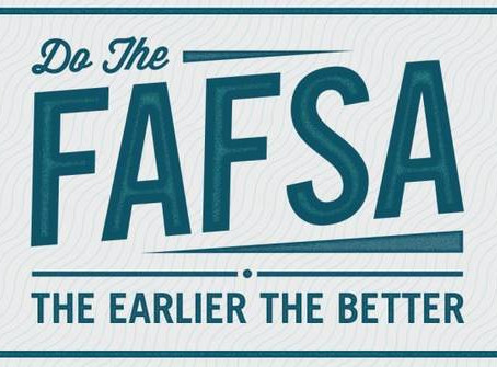 FAFSA Night Recap