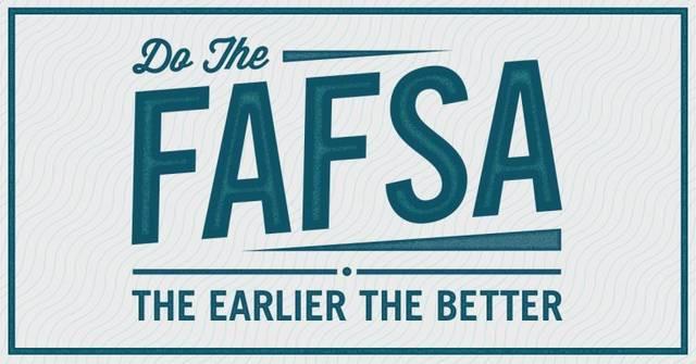 FAFSA Night Recap
