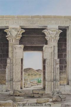 Doorway to the Nile