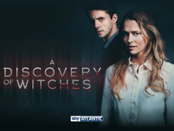 A Discovery Of Witches (with logo)