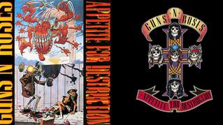 Você sabia que Guns N' Roses...