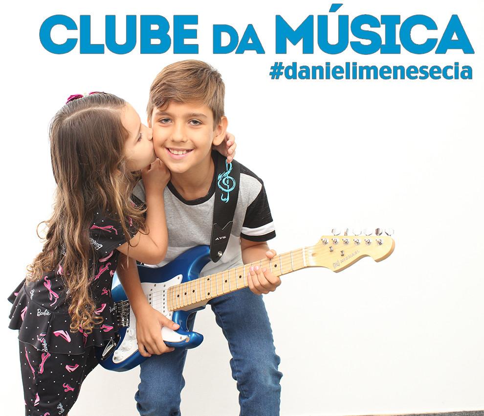 Escola de Música no Recreio | Clube da Música - Daniel Imenes & Cia.