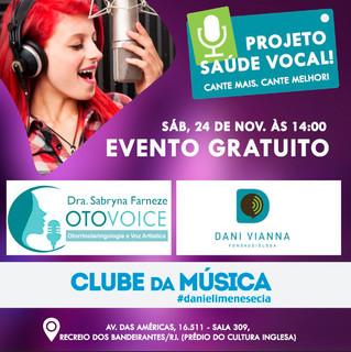 Projeto Saúde Vocal