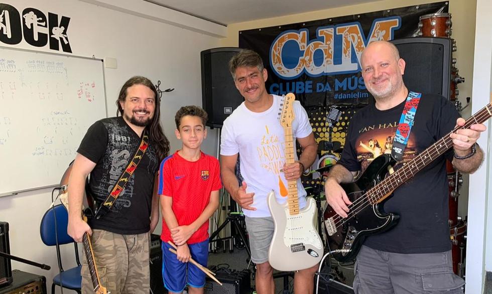 Escola de Música no Recreio CdMDI