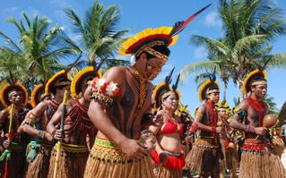 A Música Para Os Povos Nativos no Brasil
