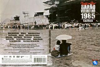 RIR 1985: O Primeiro Festival de Rock Épico em Terras Brasileiras - Barão Vermelho