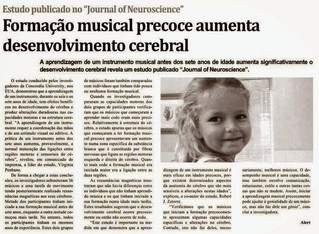 Desenvolvimento Cerebral e a Música - Daniel Imenes & Cia. Escola de Música no Recreio dos Bande