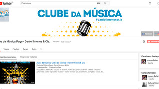 Music Festival Clube da Música - Daniel Imenes & Cia. 2017