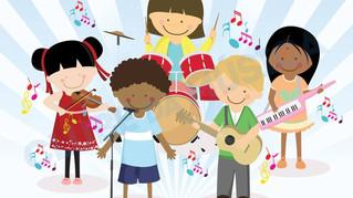 Objetivo da Musicalização Infantil