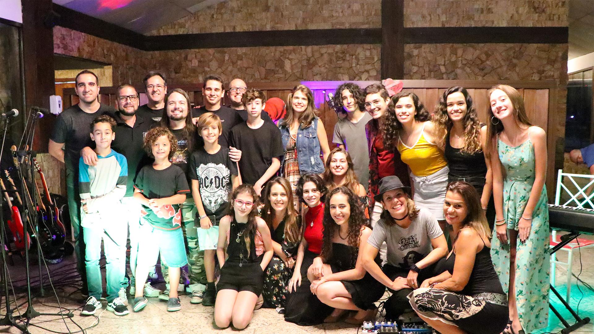 Escola de Música no Recreio RJ