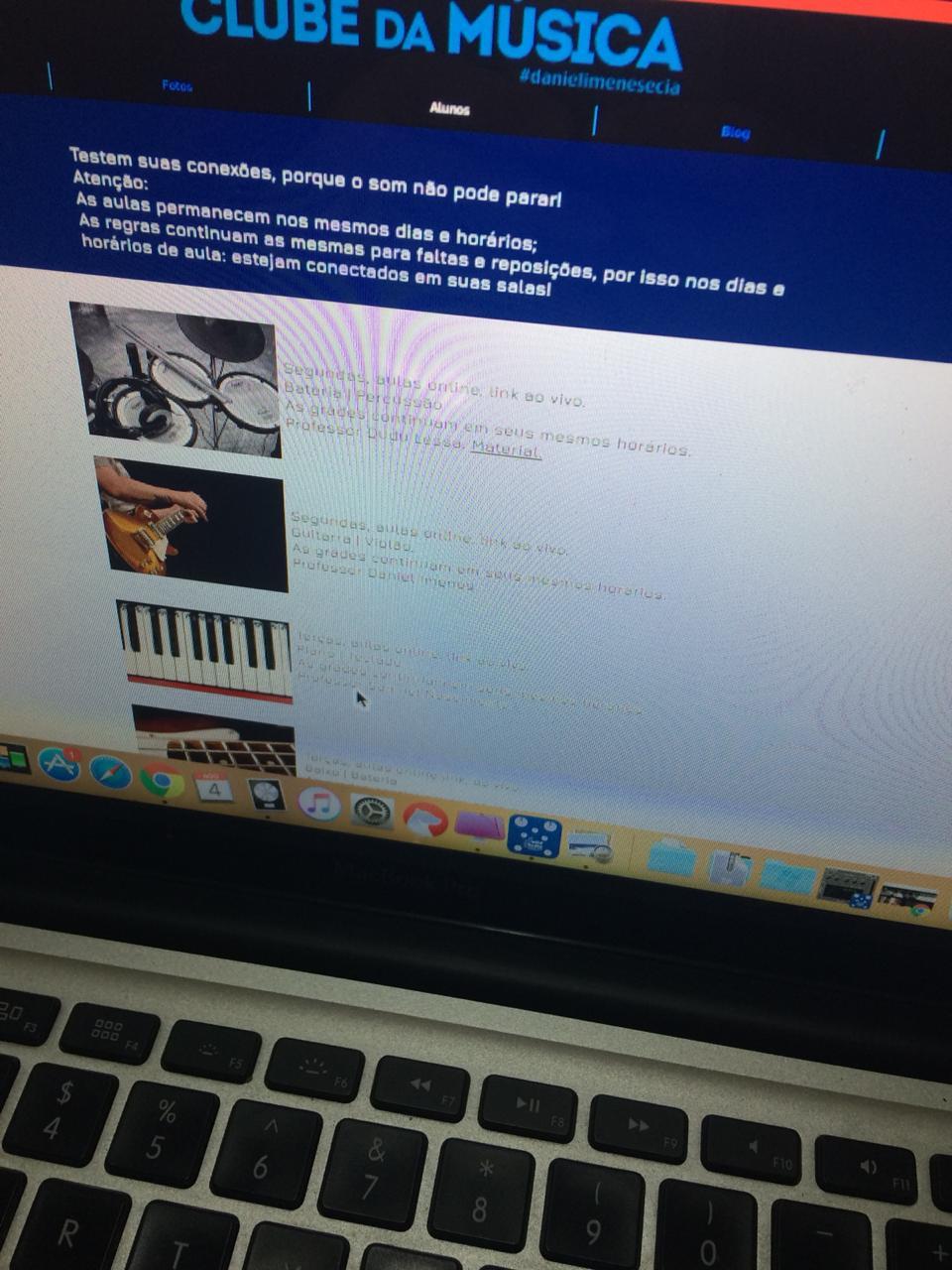 Escola de Música Online - Clube da Música