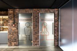 W-fit дизайн фитнес-клуба w-plaza