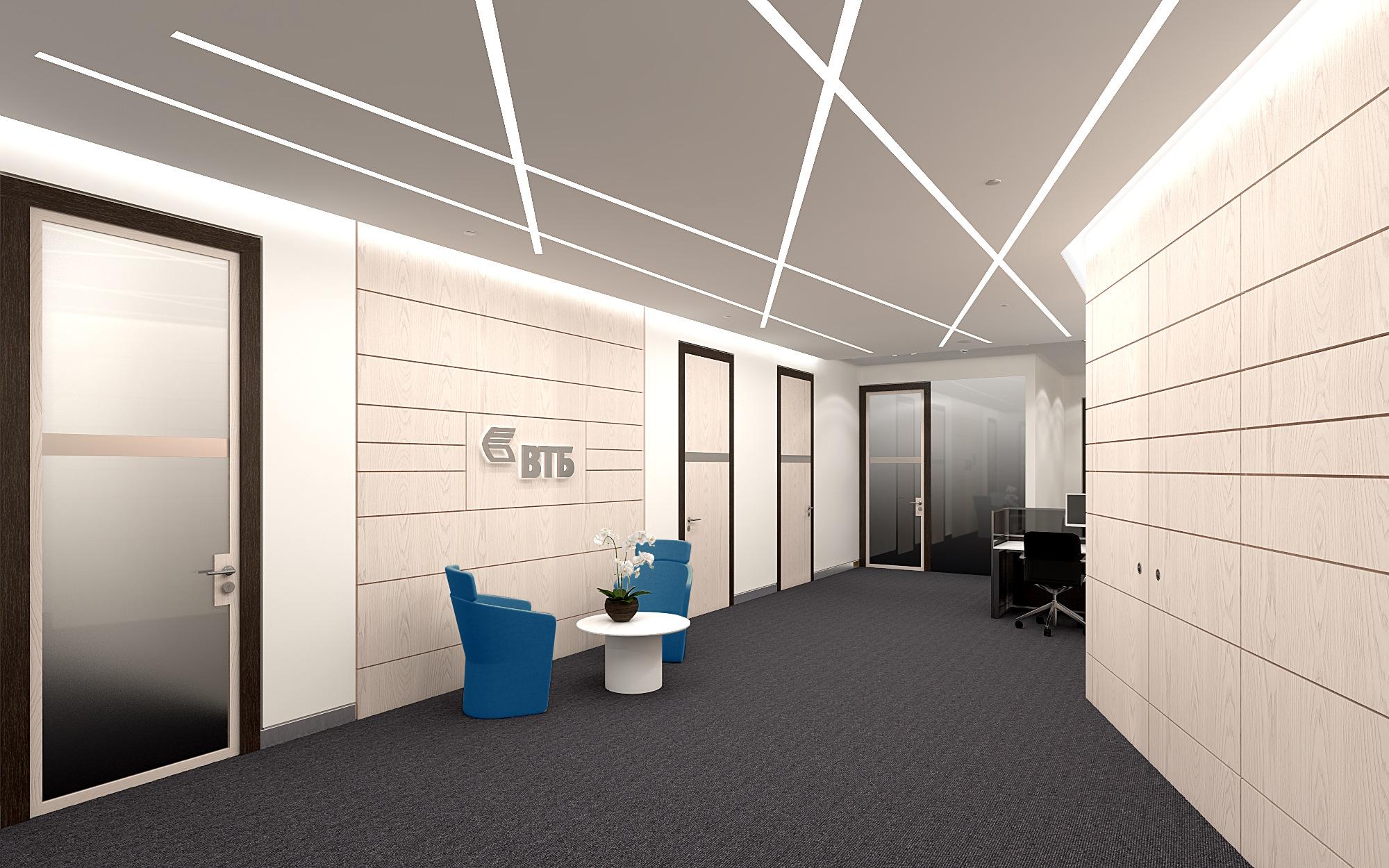 Офис ВТБ москва сити башня федерация