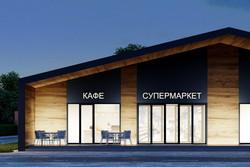 Проектирование здания из сендвич-панелей