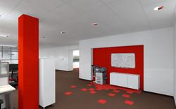 Дизайн офиса компании О'Кей