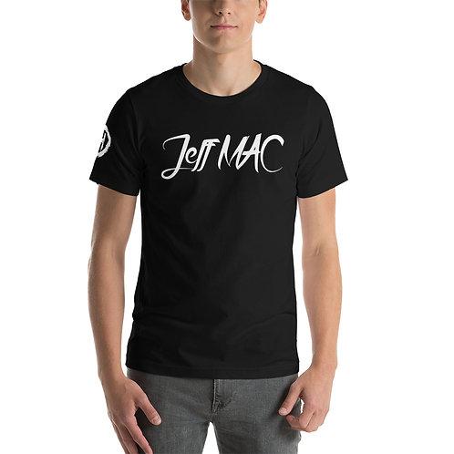 JeffMAC LOGO Short-Sleeve Unisex T-Shirt