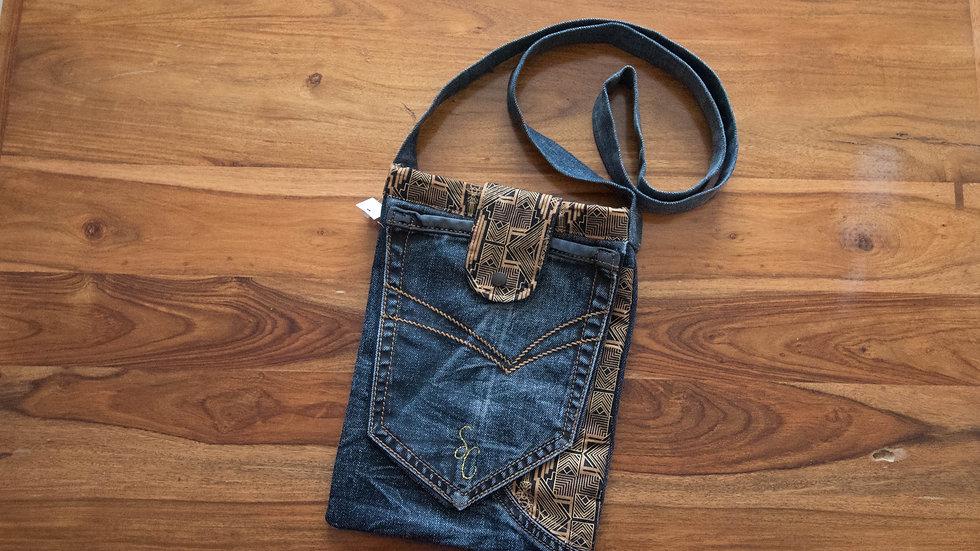 Les sacoches en Jeans