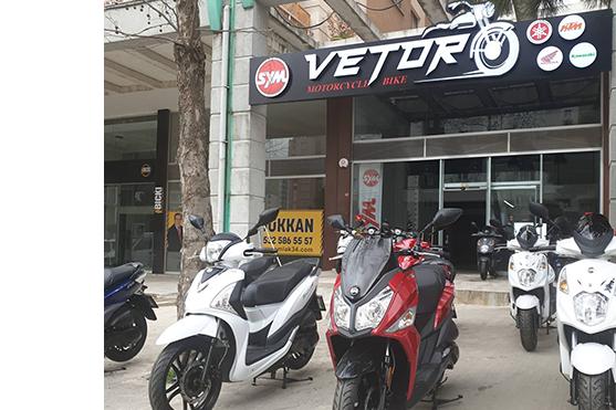 vetor motorcycle bayi