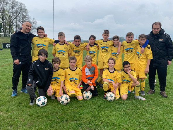 Juniors D - Foot Veveyse mai 2019