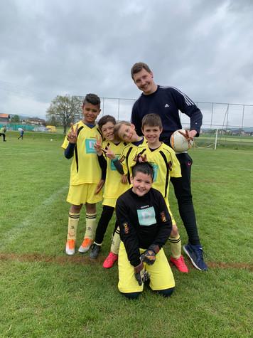 Juniors F - Bossonens mai 2019