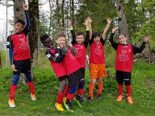 Juniors F - tournoi Semsales mai 2019