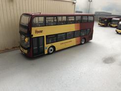 New livery on a new Enviro 400 MMC