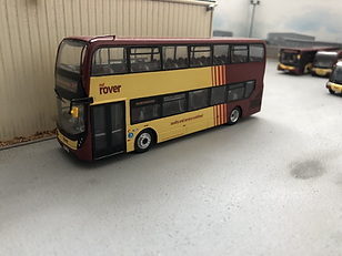 New livery on a new Enviro 400 MMC
