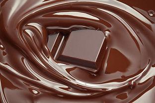 Melted chocolate swirl  background  .jpg