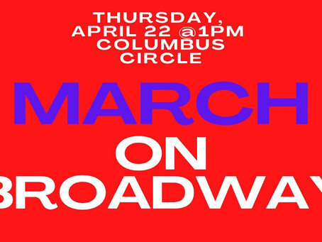 March On Broadway