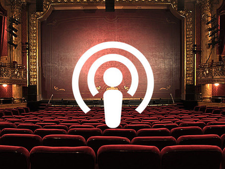 The Theatre Podcast named one of the best theatre podcasts of the 2021!