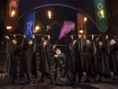 Harry Potter re-opening on Broadway as one show!