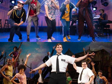 The Book of Mormon and Freestyle Love Supreme announce return dates!