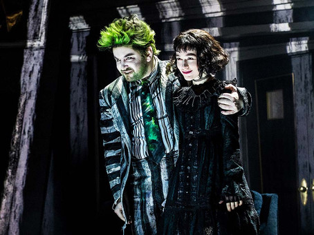 Is BEETLEJUICE coming back from the dead?