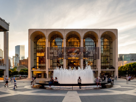 Lincoln Center Theater streaming service!