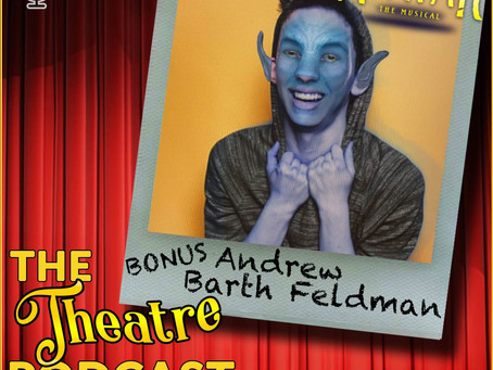 Andrew Barth Feldman starring in Avvatar: The Musical!