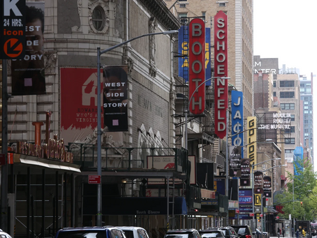 Broadway theatre's requiring full vaccination for audience members