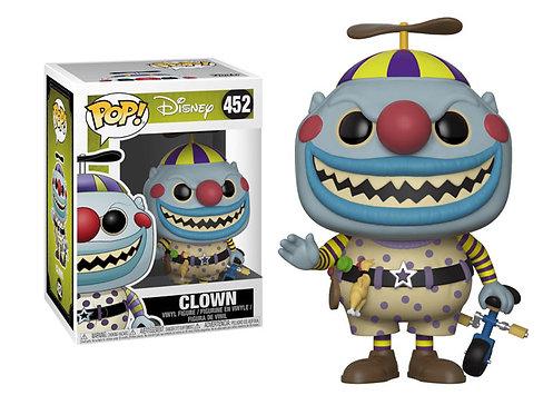 Nightmare Before Christmas Clown Funko Pop NBX