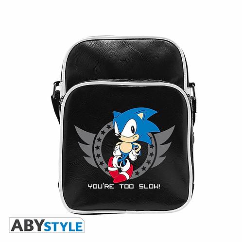 Sonic The Hedgehog Small Messenger Bag