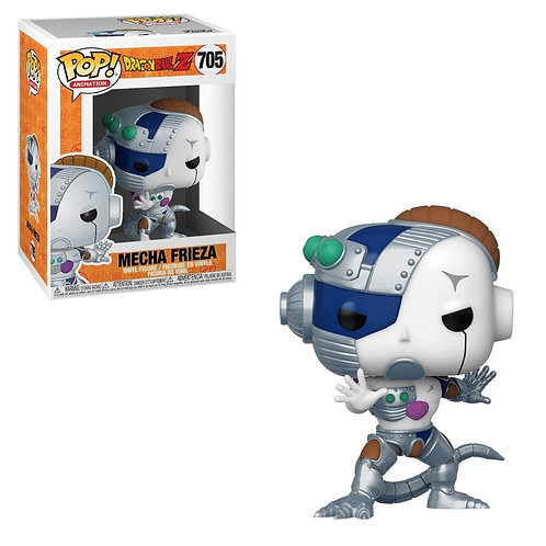 Dragon Ball Z Mecha Frieza Funko Pop Dragonball