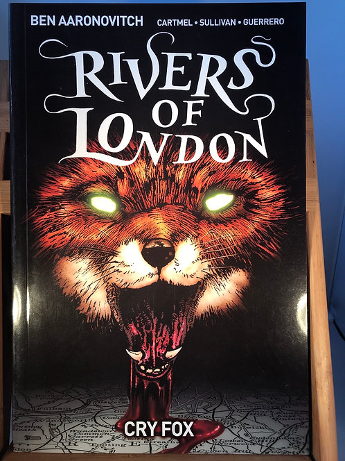 Rivers Of London Cry Fox Volume 1 TPB Graphic Novel