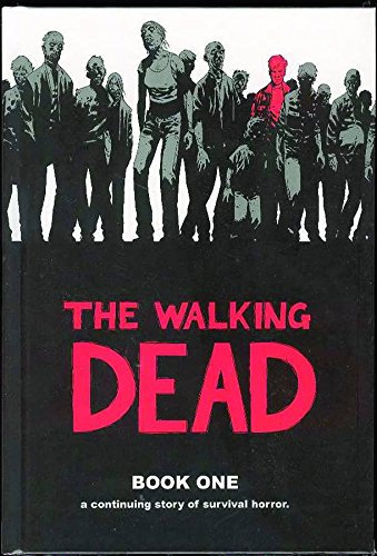 Walking Dead Book 1 and 2 Graphic Novel HB