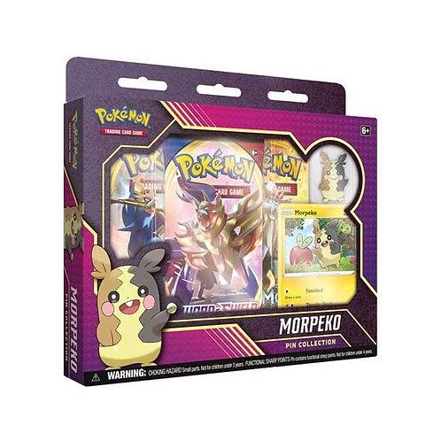 Pokémon morpeko pin box