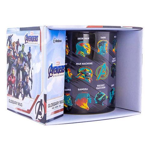 Marvel Avengers Endgame Large Glossary Mug XL