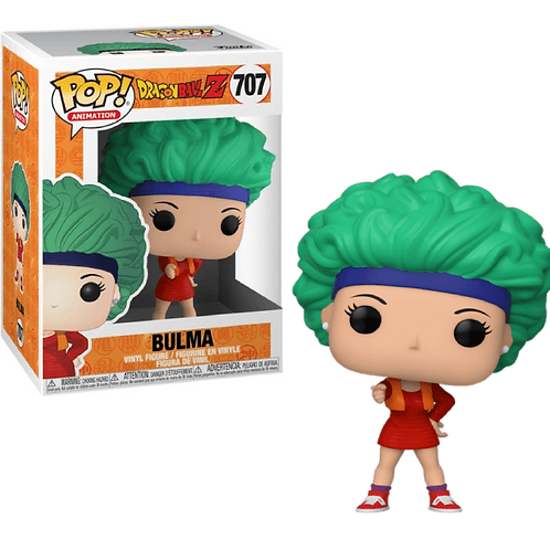 Dragon ball Z Bulma Funko Pop Dragonball