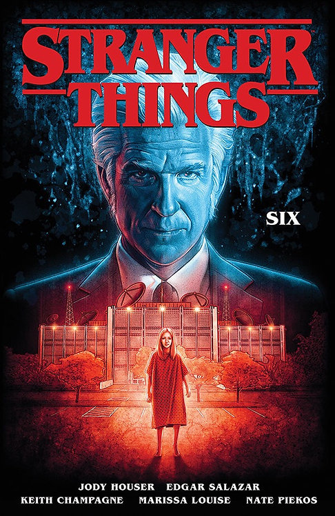 Stranger things TPB Volume 2